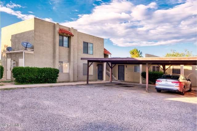 4307 Plaza Vista C, Sierra Vista, AZ 85635 (MLS #6287462) :: The Ellens Team