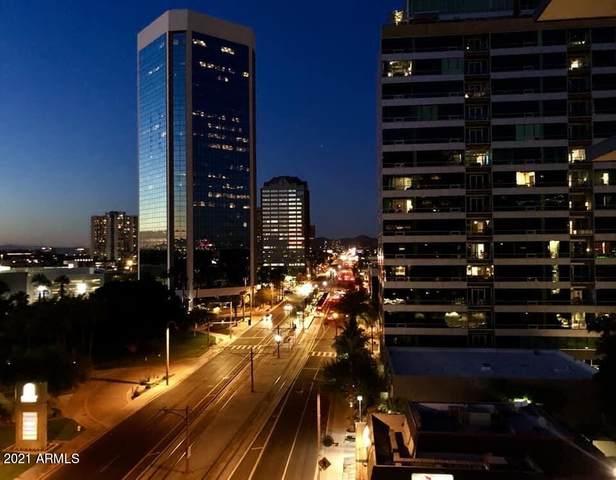 3131 N Central Avenue #7003, Phoenix, AZ 85012 (MLS #6287579) :: Arizona 1 Real Estate Team