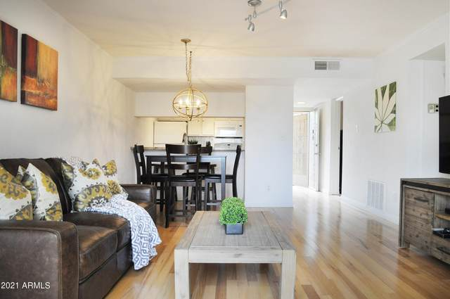 3314 N 68TH Street #246, Scottsdale, AZ 85251 (MLS #6287608) :: Conway Real Estate