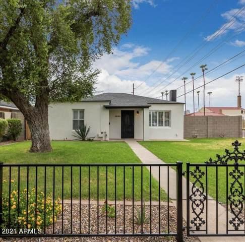 2542 N 12TH Street, Phoenix, AZ 85006 (MLS #6287618) :: Devor Real Estate Associates
