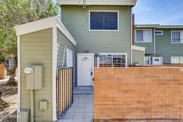 2301 E University Drive #170, Mesa, AZ 85213 (MLS #6287760) :: The Copa Team   The Maricopa Real Estate Company