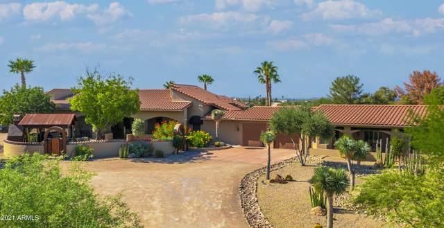 130 N Lazy Fox Road, Wickenburg, AZ 85390 (MLS #6287821) :: Elite Home Advisors