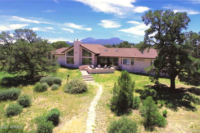12733 N Antelope Run Road, Prescott, AZ 86305 (MLS #6287852) :: Elite Home Advisors