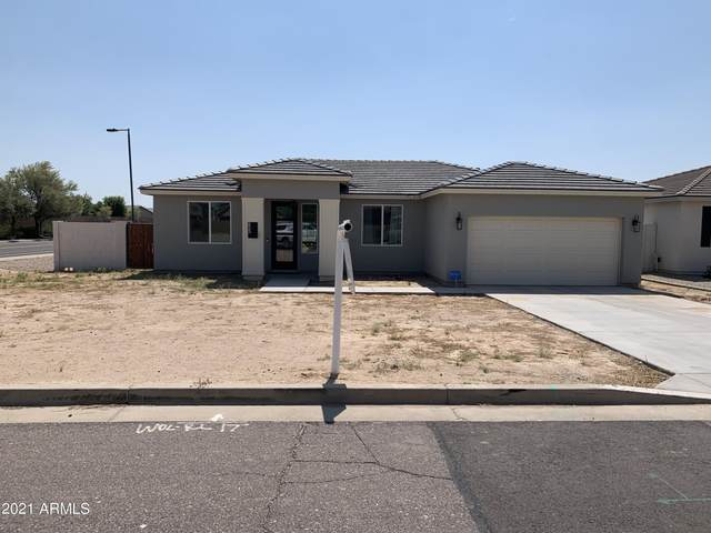 855 E Tucci Street, San Tan Valley, AZ 85140 (MLS #6287905) :: NextView Home Professionals, Brokered by eXp Realty