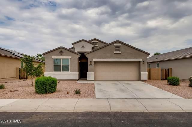 6981 S Blue Hills Drive, Buckeye, AZ 85326 (MLS #6288058) :: Elite Home Advisors