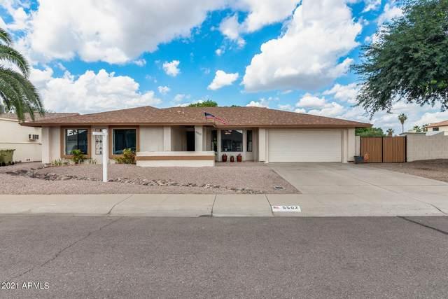 5502 W Beryl Avenue, Glendale, AZ 85302 (MLS #6288108) :: Yost Realty Group at RE/MAX Casa Grande