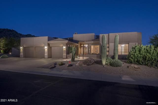 11051 E Acacia Drive, Scottsdale, AZ 85255 (MLS #6288260) :: Elite Home Advisors
