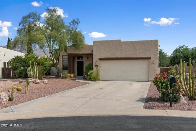 6987 S Sipapu Court, Gold Canyon, AZ 85118 (MLS #6288329) :: Dijkstra & Co.