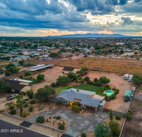 22220 N 88th Avenue, Peoria, AZ 85383 (MLS #6288342) :: Elite Home Advisors
