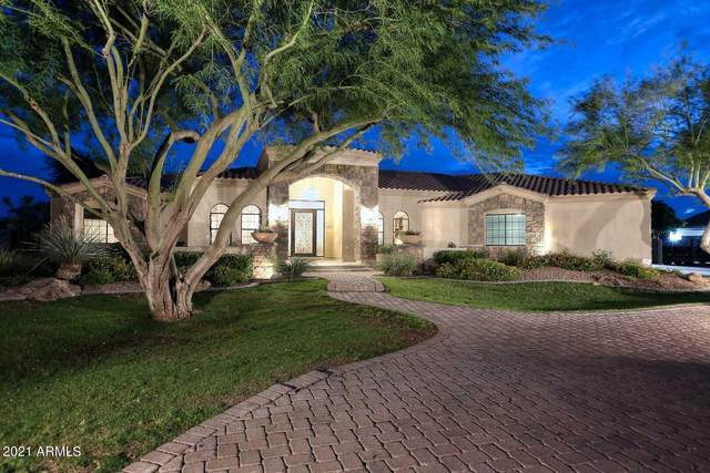 21257 E Excelsior Avenue, Queen Creek, AZ 85142 (MLS #6288396) :: CANAM Realty Group