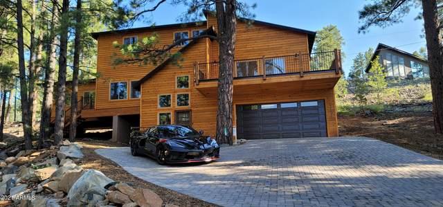 17380 S Shadow Rock Place, Munds Park, AZ 86017 (MLS #6288659) :: Yost Realty Group at RE/MAX Casa Grande