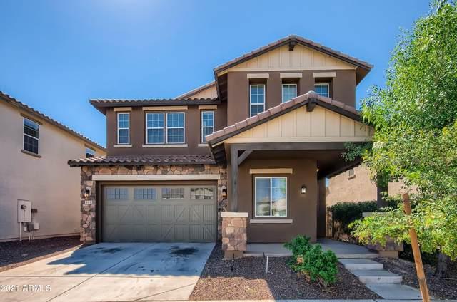 813 E Constance Way, Phoenix, AZ 85042 (MLS #6288769) :: Elite Home Advisors