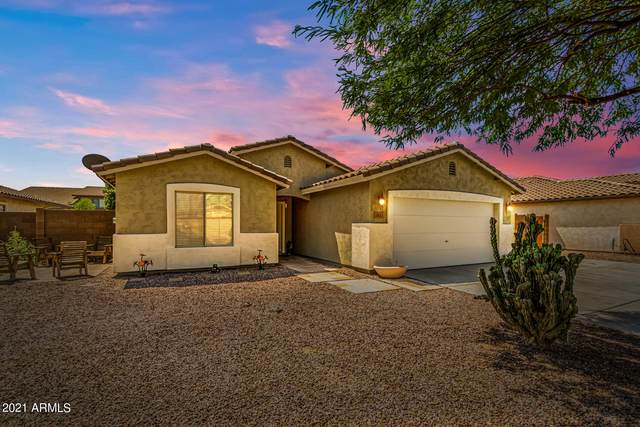 25671 W Shooting Star Lane, Buckeye, AZ 85326 (MLS #6288887) :: The Ellens Team