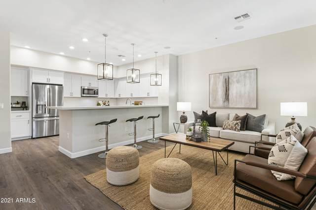20750 N 87TH Street #2107, Scottsdale, AZ 85255 (MLS #6288949) :: Jonny West Real Estate