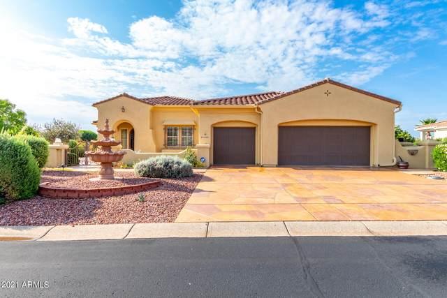 13203 W Los Bancos Drive, Sun City West, AZ 85375 (MLS #6288950) :: Klaus Team Real Estate Solutions