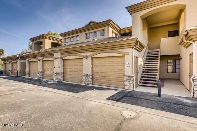 4200 N 82ND Street #2018, Scottsdale, AZ 85251 (MLS #6288957) :: Executive Realty Advisors