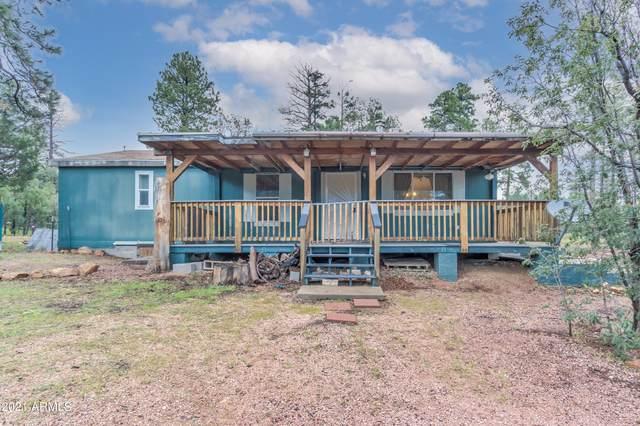 2724 Black Bear Trail, Overgaard, AZ 85933 (MLS #6288974) :: Arizona 1 Real Estate Team