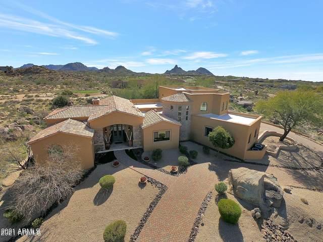 10279 E Troon North Drive, Scottsdale, AZ 85262 (MLS #6288981) :: Elite Home Advisors