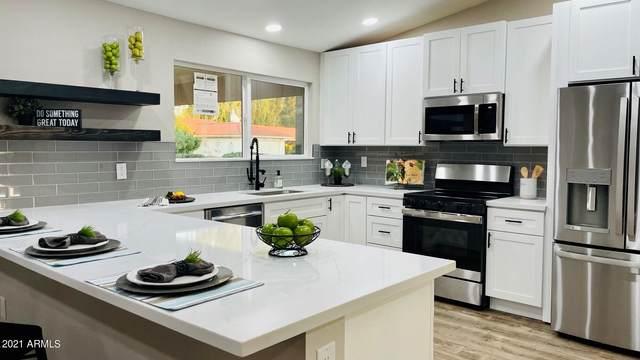 1316 Leisure World Drive, Mesa, AZ 85206 (MLS #6289014) :: Elite Home Advisors