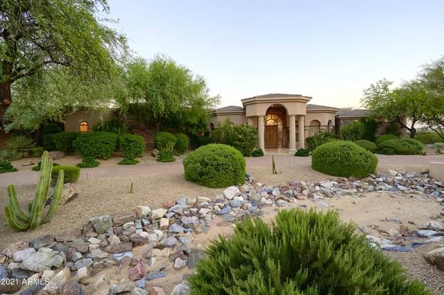 8845 E Diamond Rim Drive, Scottsdale, AZ 85255 (MLS #6289108) :: Elite Home Advisors