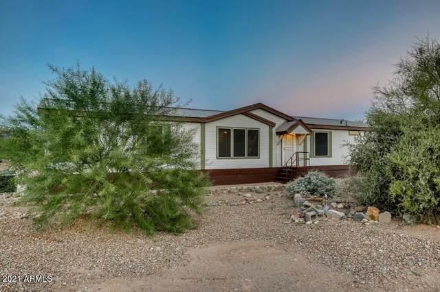 2301 W Frontier Street, Apache Junction, AZ 85120 (MLS #6289216) :: Executive Realty Advisors