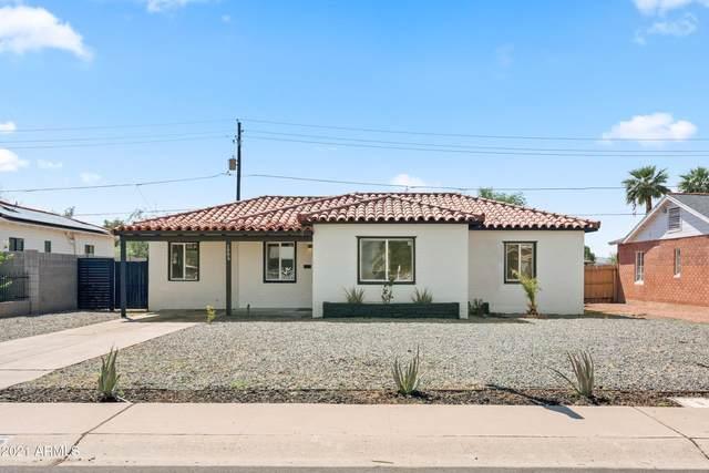 1905 E Palm Lane, Phoenix, AZ 85006 (MLS #6289234) :: Elite Home Advisors
