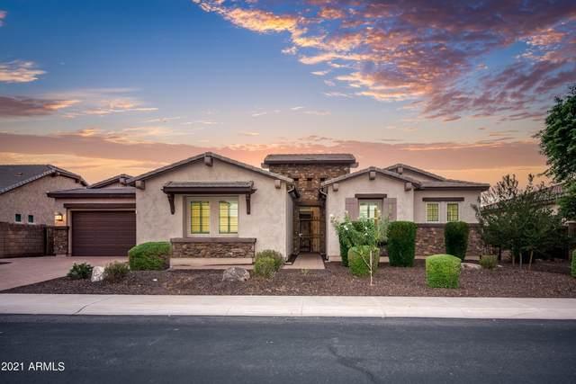 2698 S Heritage Drive, Gilbert, AZ 85295 (MLS #6289243) :: Klaus Team Real Estate Solutions
