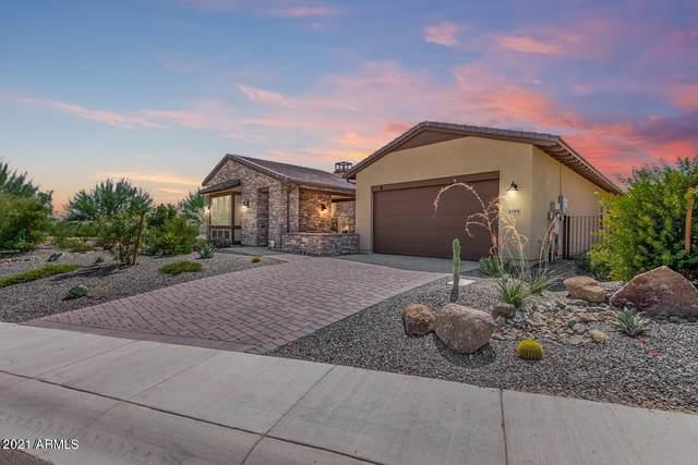 3195 Prospector Way, Wickenburg, AZ 85390 (MLS #6289388) :: Elite Home Advisors
