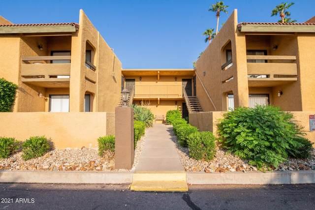 8500 E Indian School Road #133, Scottsdale, AZ 85251 (MLS #6289465) :: Executive Realty Advisors