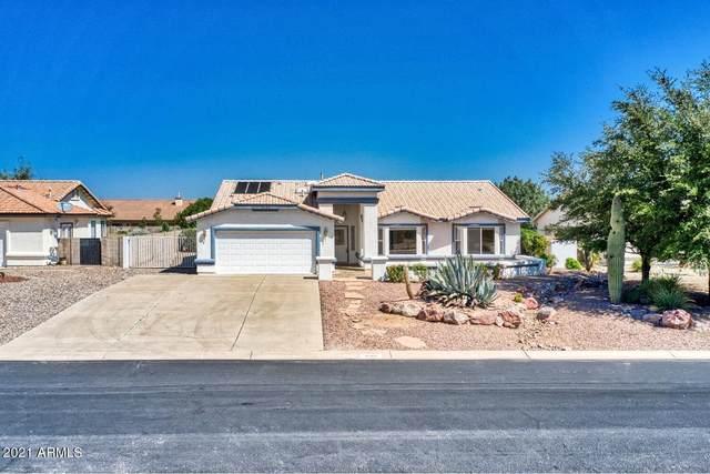2863 Oak Hill Street, Sierra Vista, AZ 85650 (MLS #6289473) :: Yost Realty Group at RE/MAX Casa Grande