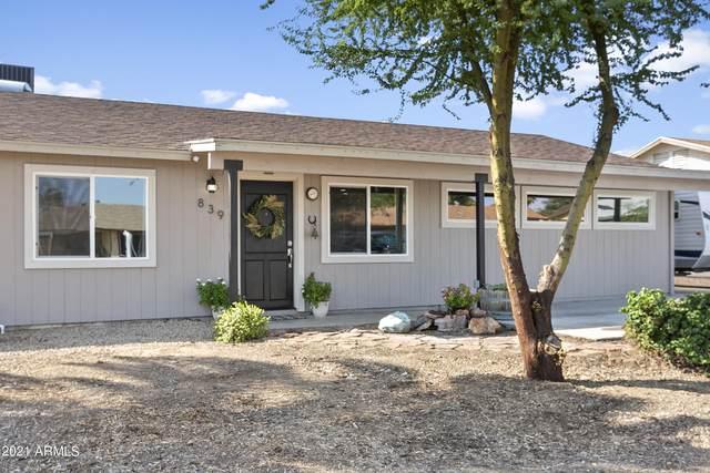 839 W Westchester Avenue, Tempe, AZ 85283 (MLS #6289527) :: Yost Realty Group at RE/MAX Casa Grande