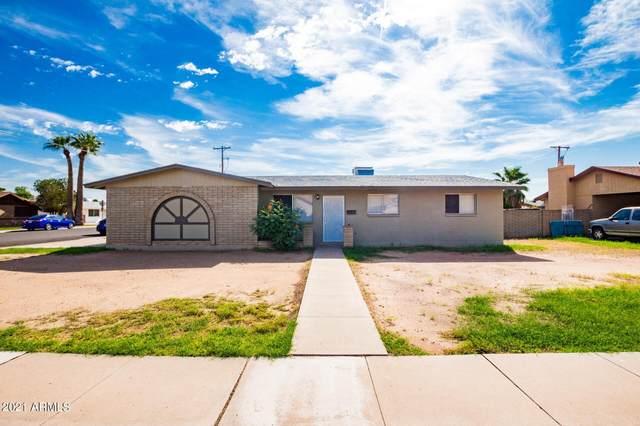 907 S Olive Drive, Mesa, AZ 85204 (MLS #6289564) :: Yost Realty Group at RE/MAX Casa Grande