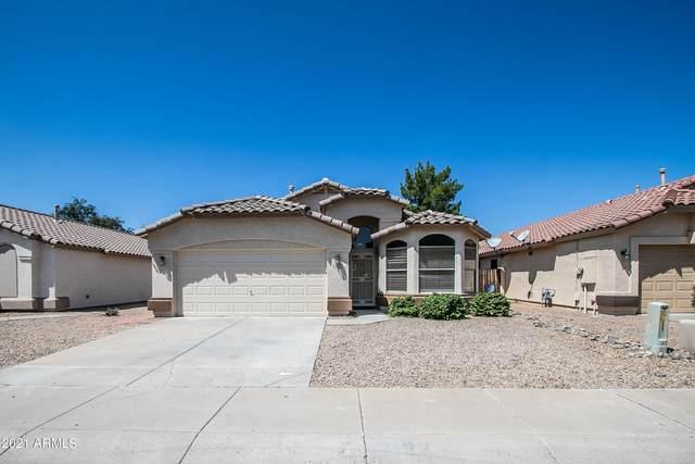 17122 N Eureka Trail, Surprise, AZ 85374 (MLS #6289811) :: Executive Realty Advisors