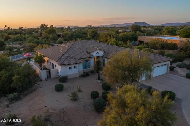 26846 N 73RD Street, Scottsdale, AZ 85266 (MLS #6290032) :: The Riddle Group