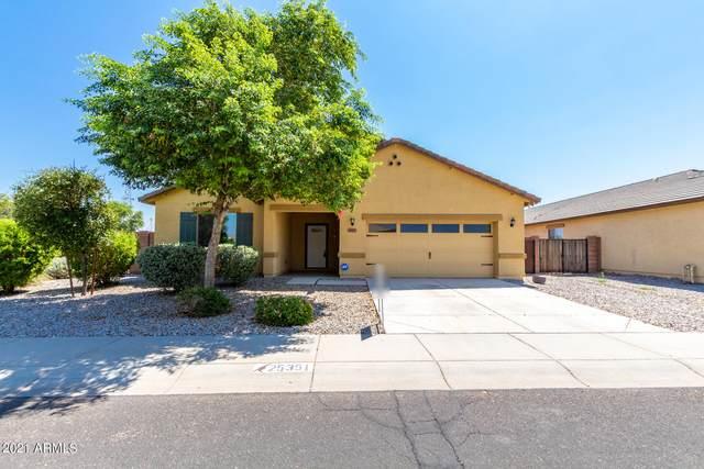 25351 W Ellis Drive, Buckeye, AZ 85326 (MLS #6290170) :: Elite Home Advisors