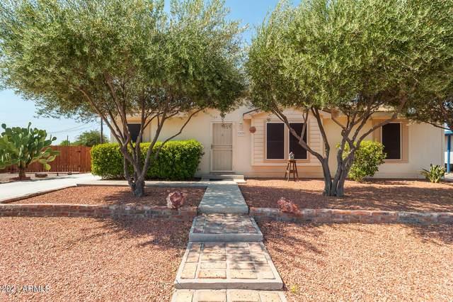 33430 N 224th Avenue, Wittmann, AZ 85361 (MLS #6290180) :: Executive Realty Advisors