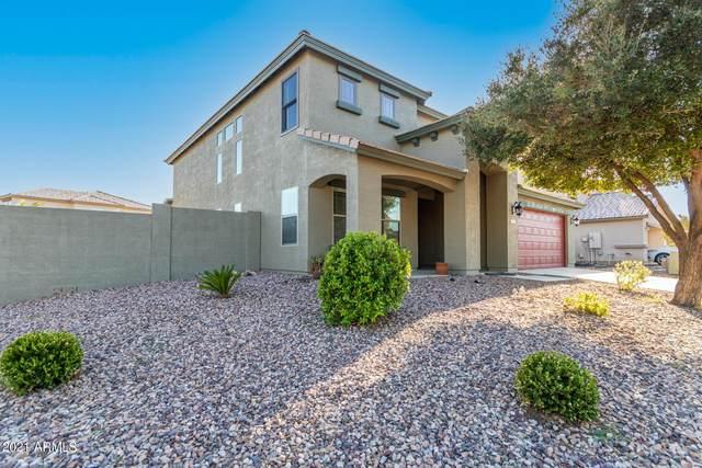 42131 W Santa Fe Street, Maricopa, AZ 85138 (MLS #6290359) :: Yost Realty Group at RE/MAX Casa Grande