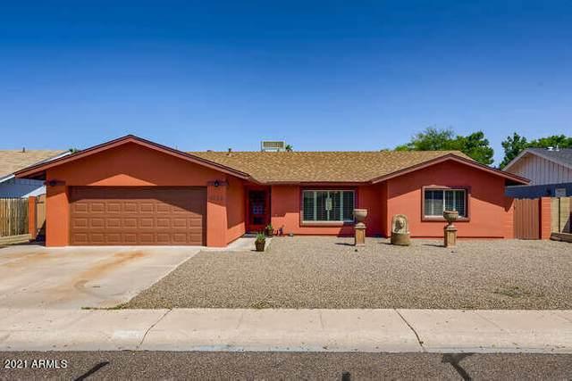 8226 E Buena Terra Way, Scottsdale, AZ 85250 (MLS #6290377) :: Klaus Team Real Estate Solutions