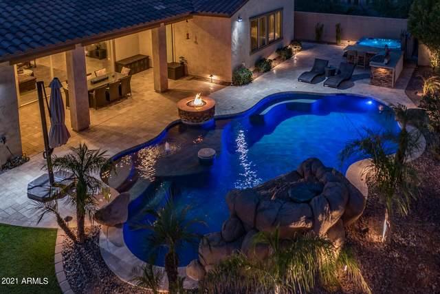 10747 E Deawalter Avenue, Mesa, AZ 85212 (MLS #6290520) :: Elite Home Advisors