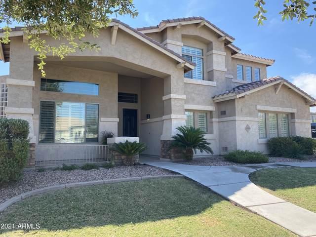 18761 E Apricot Lane, Queen Creek, AZ 85142 (MLS #6290605) :: Yost Realty Group at RE/MAX Casa Grande