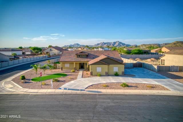 10144 W Ironwood Drive, Casa Grande, AZ 85194 (MLS #6290625) :: Elite Home Advisors