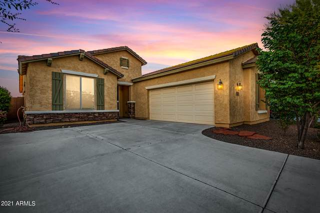 25952 W Burnett Road, Buckeye, AZ 85396 (MLS #6290636) :: Yost Realty Group at RE/MAX Casa Grande