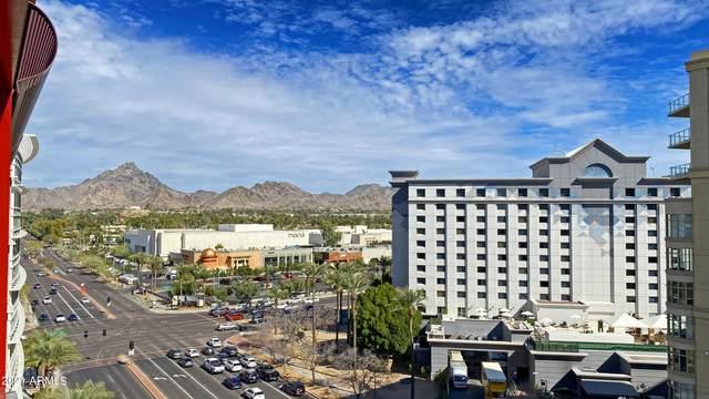 4808 N 24TH Street #1002, Phoenix, AZ 85016 (MLS #6290886) :: Arizona 1 Real Estate Team