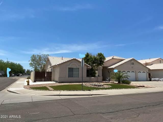 12422 N 88TH Drive, Peoria, AZ 85381 (MLS #6291040) :: Yost Realty Group at RE/MAX Casa Grande