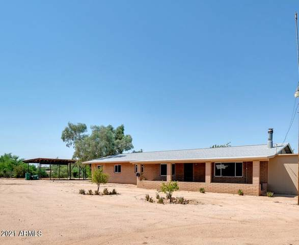 23103 E Logan Boulevard, Florence, AZ 85132 (MLS #6291219) :: The Riddle Group