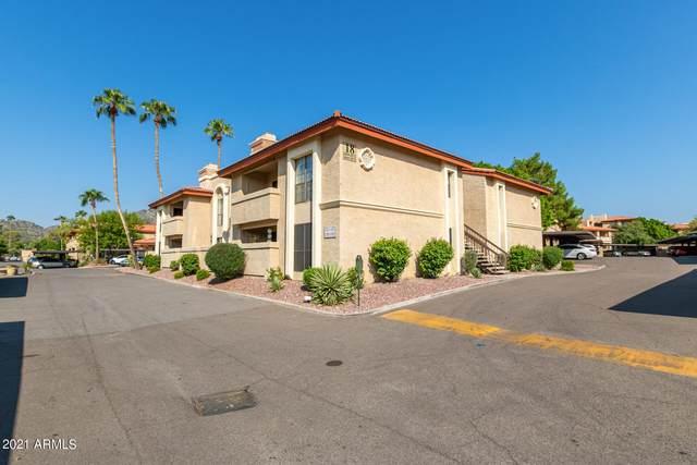 10410 N Cave Creek Road #1070, Phoenix, AZ 85020 (MLS #6291244) :: Executive Realty Advisors