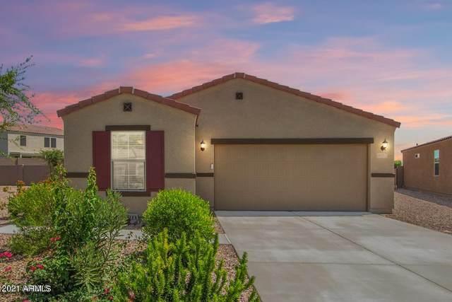 9467 E Silo Road, Florence, AZ 85132 (MLS #6291360) :: Elite Home Advisors