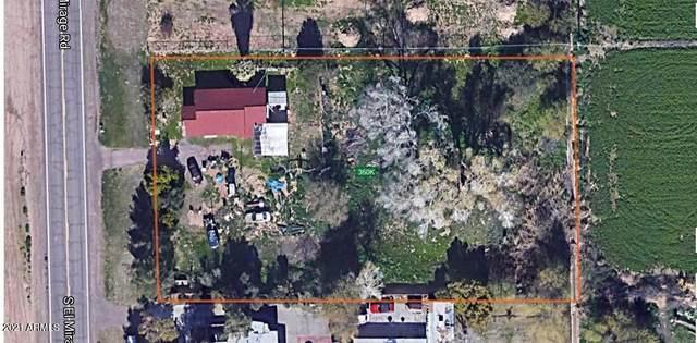 6439 S El Mirage Road, Tolleson, AZ 85353 (MLS #6291698) :: Hurtado Homes Group
