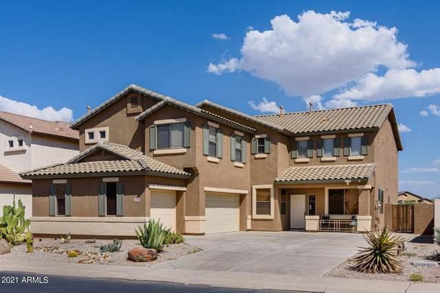 21783 N Backus Drive, Maricopa, AZ 85138 (MLS #6291702) :: Elite Home Advisors