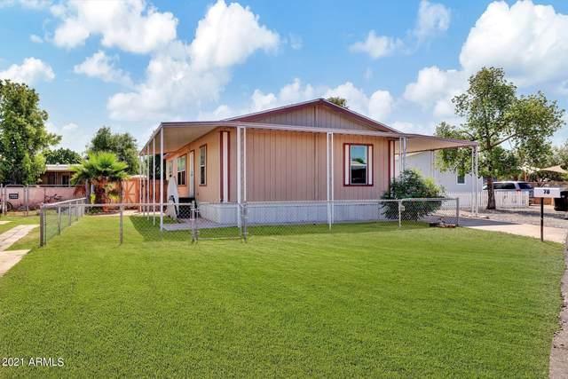 7660 E Mckellips Road #78, Scottsdale, AZ 85257 (MLS #6291944) :: Klaus Team Real Estate Solutions